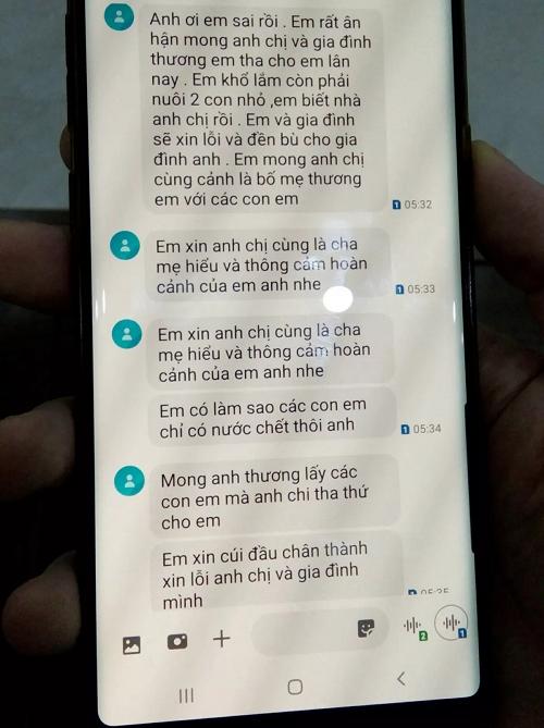 Vụ bé gái 2 tuổi bị bố bạn học tát ở trường: Lộ tin nhắn của người đàn ông đánh trẻ gửi bố nạn nhân - Ảnh 1