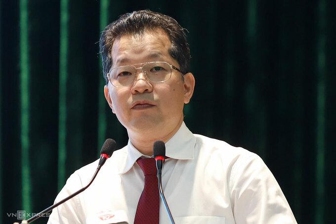 Chân dung Bí thư Thành ủy Đà Nẵng 51 tuổi vừa được bầu - Ảnh 1