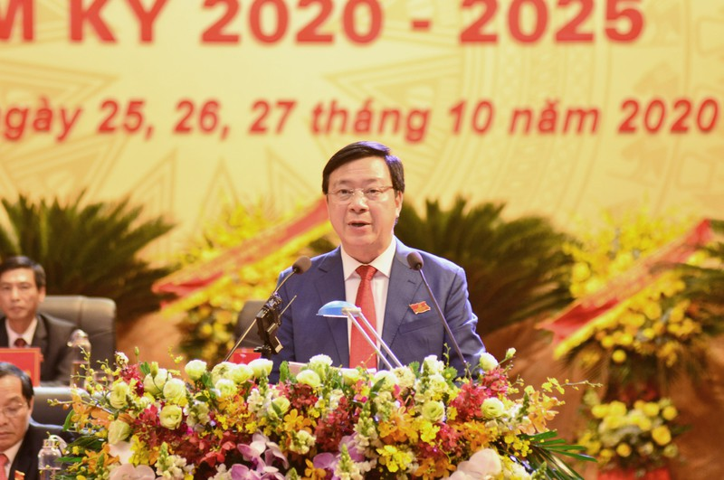 Ông Phạm Xuân Thăng được bầu làm Bí thư Tỉnh ủy Hải Dương - Ảnh 1