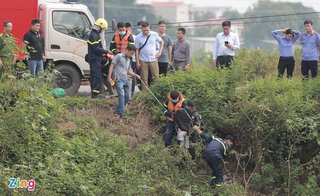Vụ nữ sinh Học viện Ngân hàng mất tích: Tìm thấy thi thể nạn nhân dưới lòng sông Nhuệ - Ảnh 2