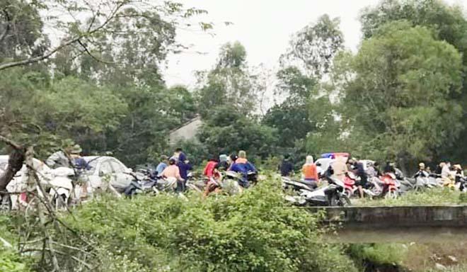 Vụ nữ sinh Học viện Ngân hàng mất tích: Tìm thấy thi thể nạn nhân dưới lòng sông Nhuệ - Ảnh 1