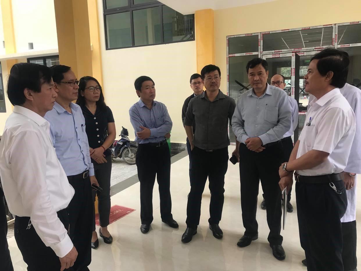 Bộ Y tế cử 7 tổ công tác đến miền Trung khắc phục hậu quả thiên tai - Ảnh 3