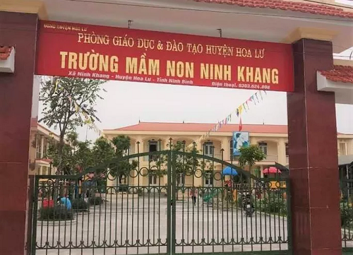 Vụ giáo viên bị tố bạo hành trẻ 15 tháng tuổi ở Ninh Bình: Hiệu trưởng nhà trường nói gì? - Ảnh 1