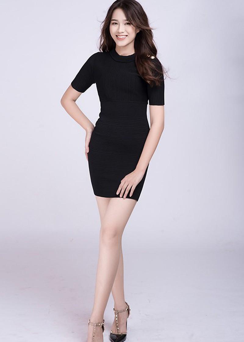 """Ngắm nhan sắc mỹ nữ có đôi chân dài 1,11m gây """"sốt"""" ở Hoa hậu Việt Nam 2020 - Ảnh 7"""