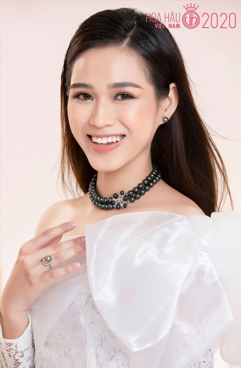 """Ngắm nhan sắc mỹ nữ có đôi chân dài 1,11m gây """"sốt"""" ở Hoa hậu Việt Nam 2020 - Ảnh 1"""