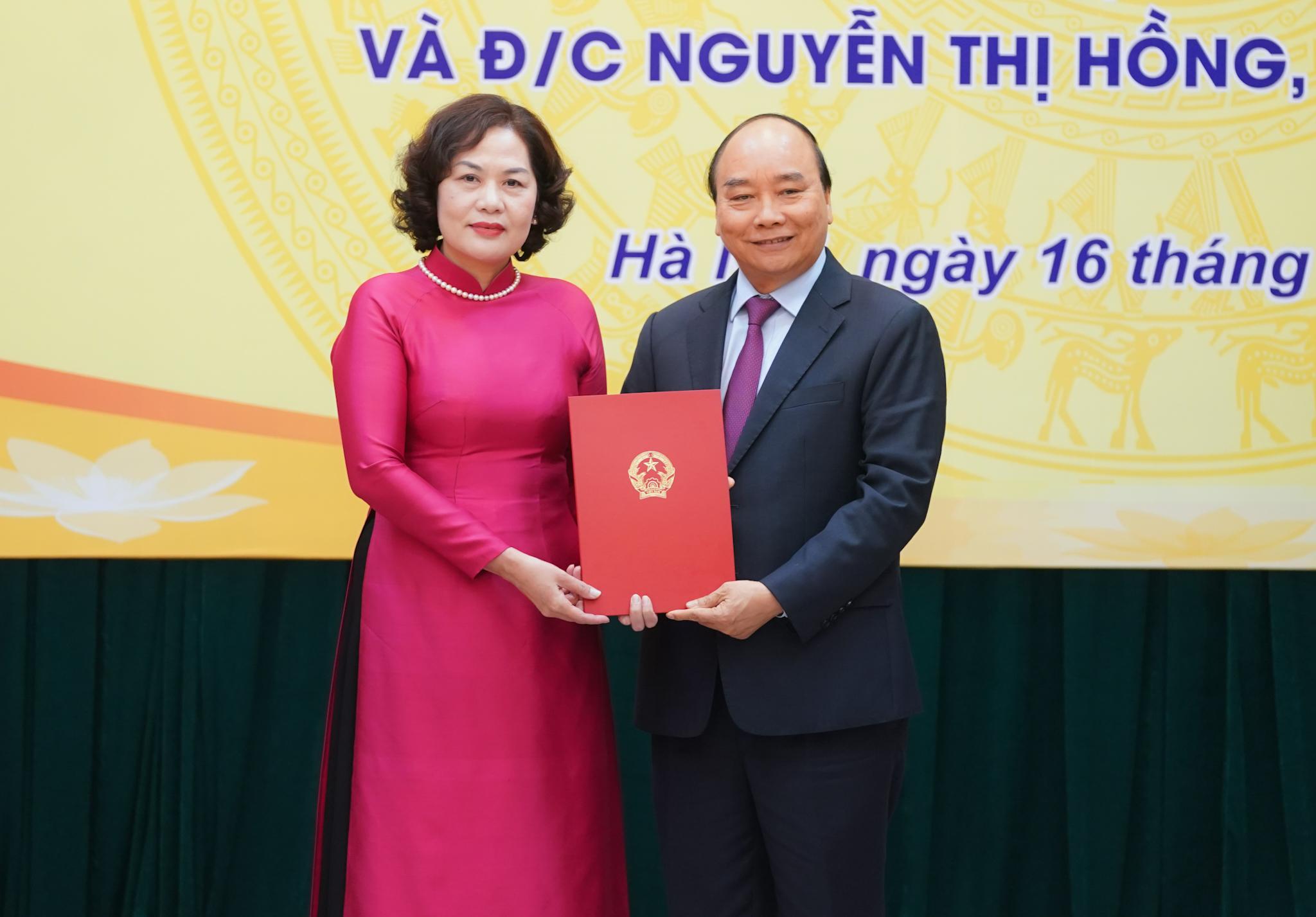 Thủ tướng trao quyết định, giao nhiệm vụ cho tân Thống đốc Ngân hàng Nhà nước - Ảnh 2