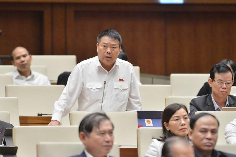 """Thiếu tướng Sùng Thìn Cò: """"Xin lỗi Bộ trưởng, lực lượng công an quá đông"""" - Ảnh 1"""