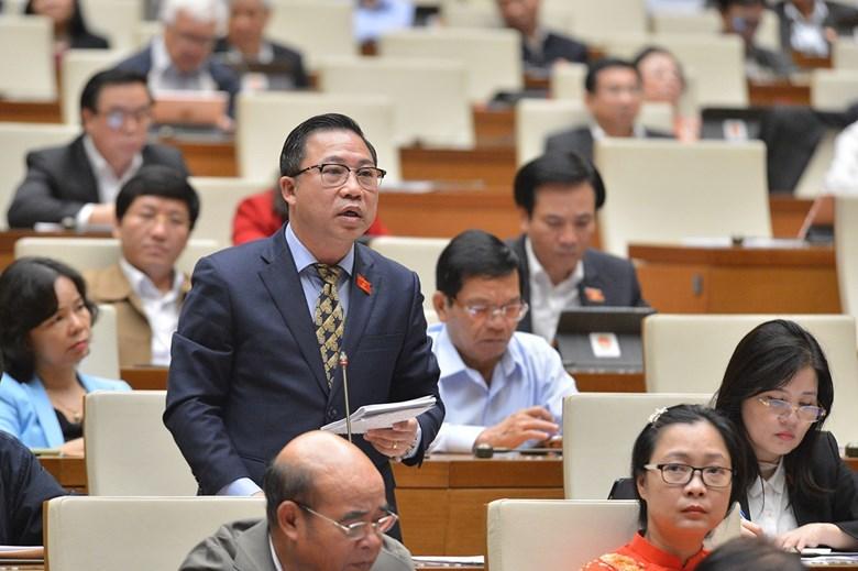 """Thiếu tướng Sùng Thìn Cò: """"Xin lỗi Bộ trưởng, lực lượng công an quá đông"""" - Ảnh 2"""