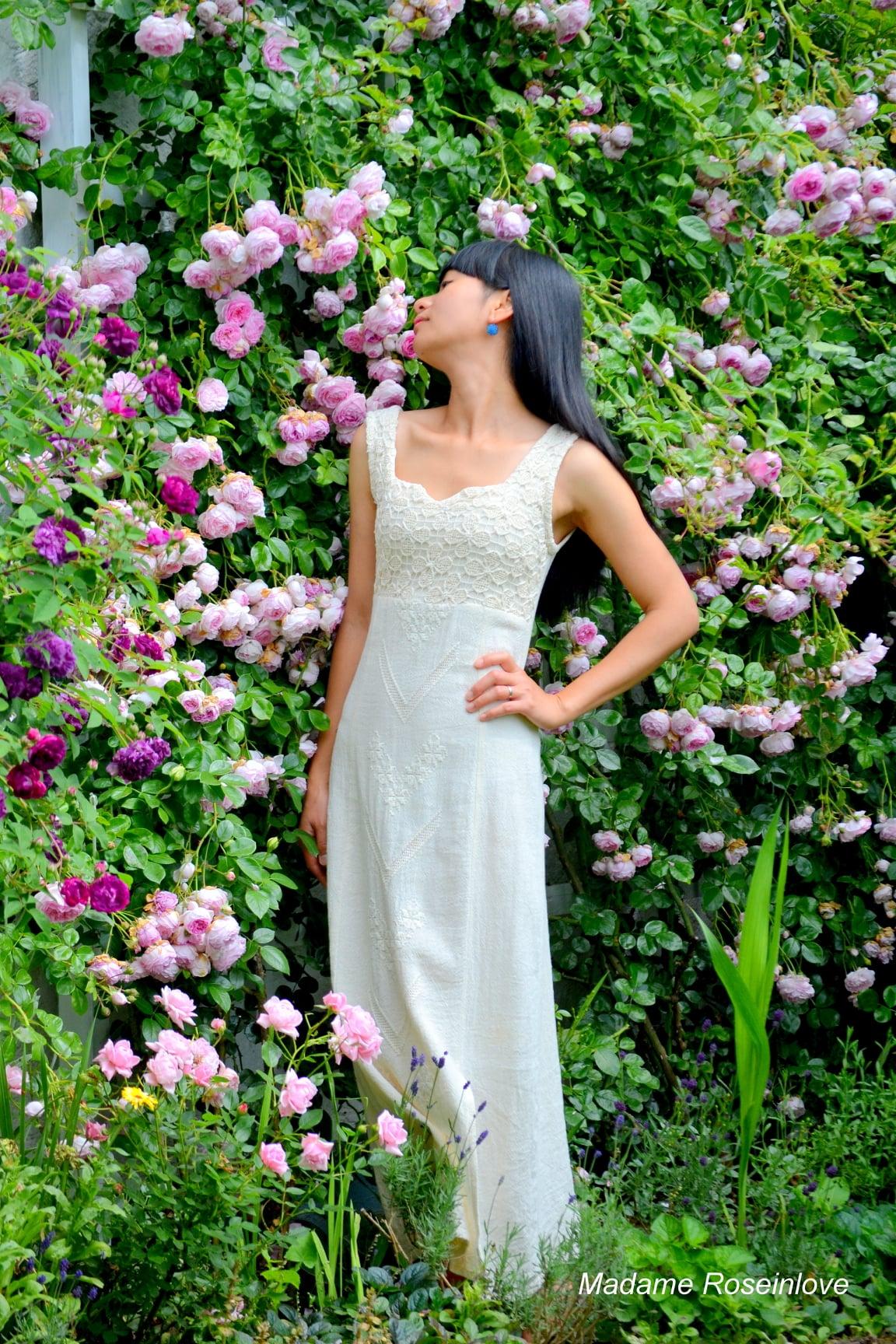 """""""Lạc lối"""" giữa vườn hồng đẹp như tranh vẽ của cô giáo người Việt tại Đức - Ảnh 8"""