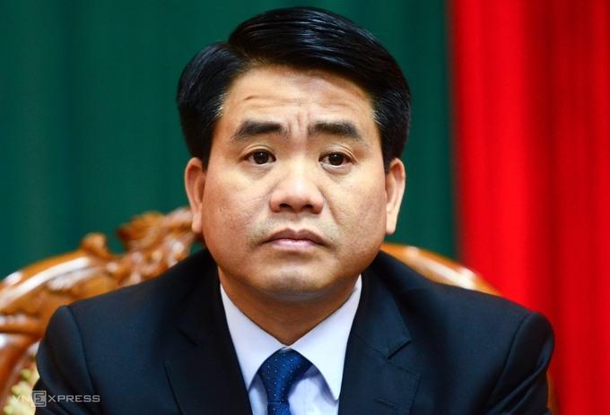 """Tài liệu """"Mật"""" liên quan vụ Nhật Cường được tuồn cho ông Nguyễn Đức Chung như thế nào? - Ảnh 1"""