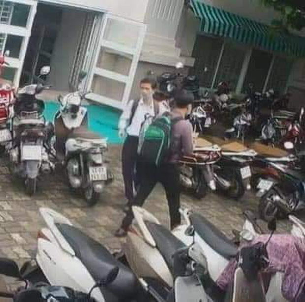 Hành tung bí ẩn của kẻ 2 tiền án trộm cắp tài sản ở các trường đại học - Ảnh 3