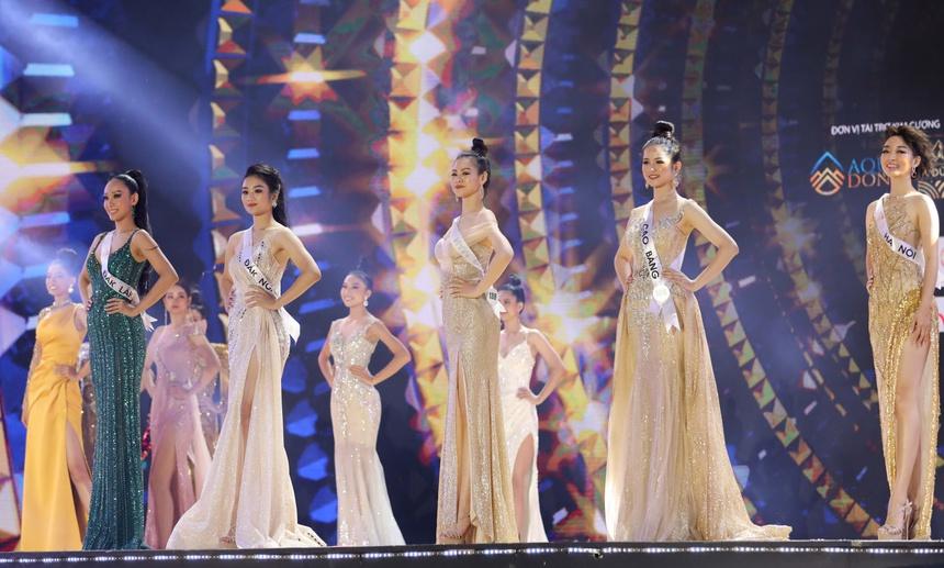 Miss Tourism Vietnam 2020 không tìm được hoa khôi: Tỉnh Đắk Nông thông tin bất ngờ - Ảnh 1