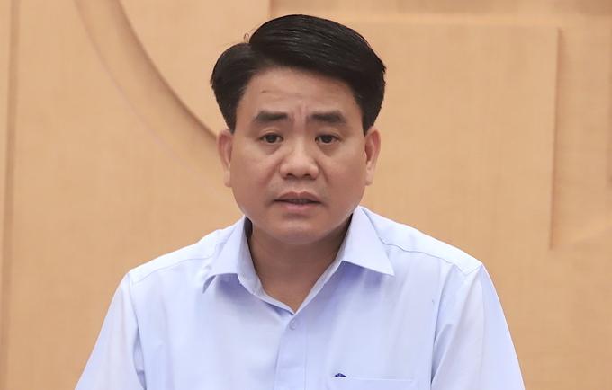Xét xử kín vụ ông Nguyễn Đức Chung vào ngày nào? - Ảnh 1