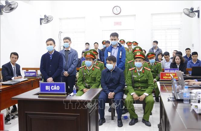 Chiếm đoạt tài liệu vụ Nhật Cường, ông Nguyễn Đức Chung lĩnh 5 năm tù - Ảnh 1