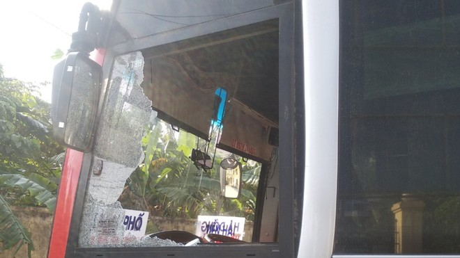 Vụ lái xe ở Thái Bình bị côn đồ tát, đá liên tiếp vào đầu: Trưởng công an huyện nói gì? - Ảnh 1