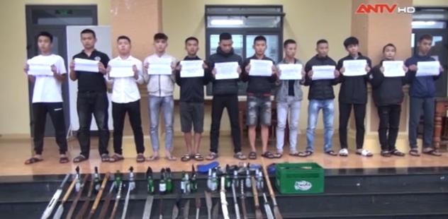 Vụ ngăn gần 70 người dàn trận hỗn chiến: Trưởng công an huyện Tư Nghĩa nói gì? - Ảnh 2