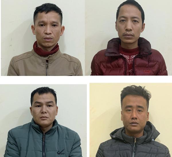 Công an truy đuổi 3 ôtô chở 9 người Trung Quốc nhập cảnh trái phép như phim hành động - Ảnh 1