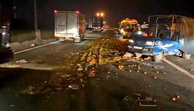 Tin tai nạn giao thông ngày 29/12: Nghỉ trưa về thăm con, nam công nhân bị xe tải cán tử vong - Ảnh 2