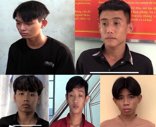 Vụ chặn đường, đánh chết thiếu niên 16 tuổi: 5 nghi phạm bị tạm giữ là ai? - Ảnh 1