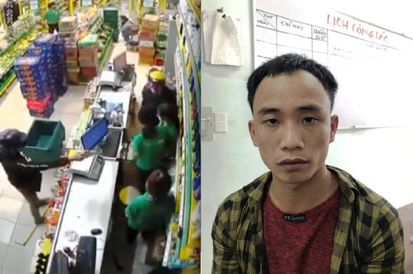 Vụ cướp ở cửa hàng Bách Hóa Xanh: Nguyên nhân nhóm cướp lấy CPU ở hiện trường - Ảnh 1
