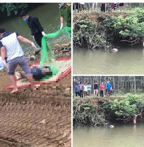 Người đàn ông tử vong dưới dòng suối gần nghĩa trang - Ảnh 1
