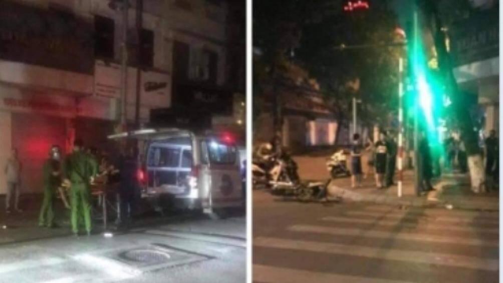 Tin tai nạn giao thông mới nhất ngày 12/5/2020: Thanh niên chạy xe máy tốc độ cao, tông trúng CSGT - Ảnh 1