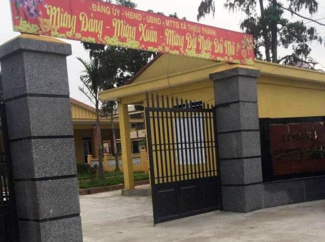 """Vợ, con 3 cán bộ xã ở Thanh Hóa """"lạc"""" vào danh sách hộ cận nghèo - Ảnh 1"""