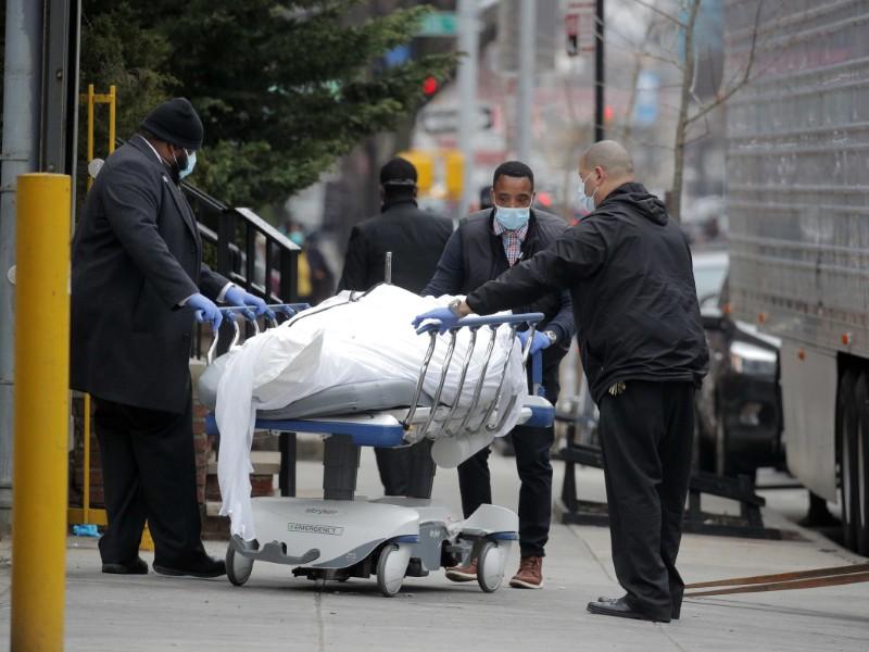 Mỹ: Hơn 66.000 người chết vì Covid-19, thống đốc New York phản đối mở cửa sớm - Ảnh 1