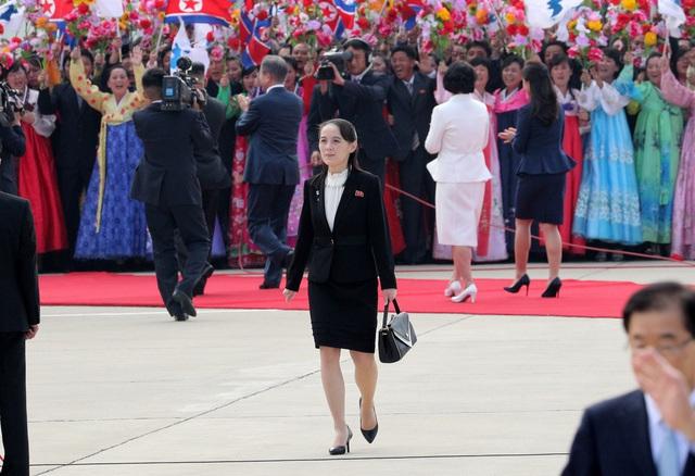 Em gái Kim Jong-un tuyên bố sẽ có hành động trả đũa Hàn Quốc - Ảnh 1