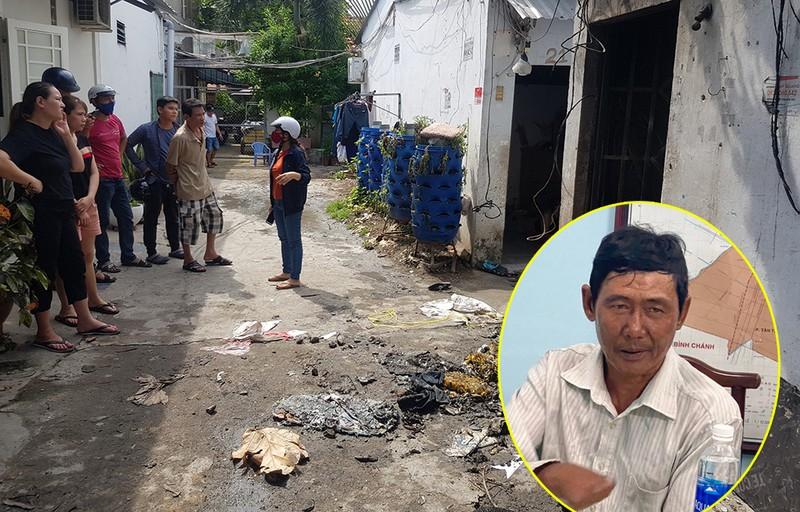"""Vụ phóng hỏa phòng trọ, 3 người chết thảm: Chị gái nạn nhân tiết lộ """"sốc"""" - Ảnh 2"""