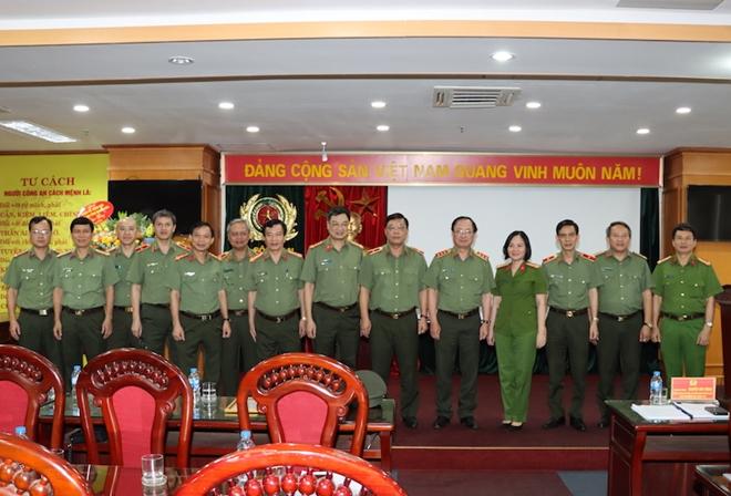 Điều động Giám đốc Công an Thanh Hóa nhận công tác tại UBKT Đảng ủy Công an Trung ương - Ảnh 1