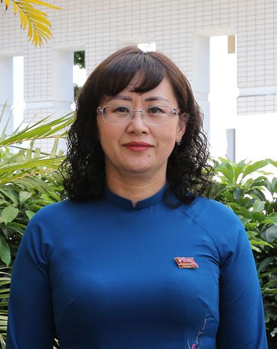 Nữ Chủ tịch HĐND huyện được bầu làm Phó Chủ tịch UBND tỉnh Lào Cai - Ảnh 1