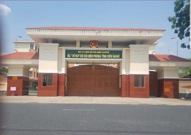 Chỉ huy trưởng, Chính ủy và Phó Chính ủy Bộ đội Biên phòng tỉnh Kiên Giang bị kỷ luật - Ảnh 1