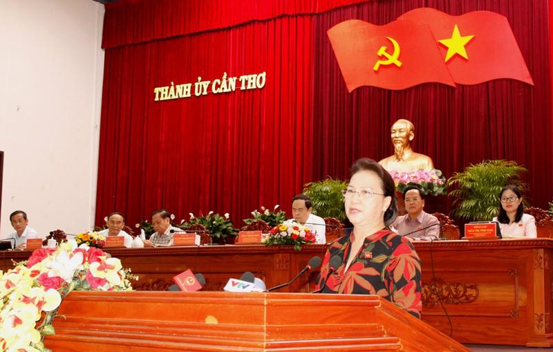Chủ tịch Quốc hội Nguyễn Thị Kim Ngân nói về vụ tử tù Hồ Duy Hải - Ảnh 1