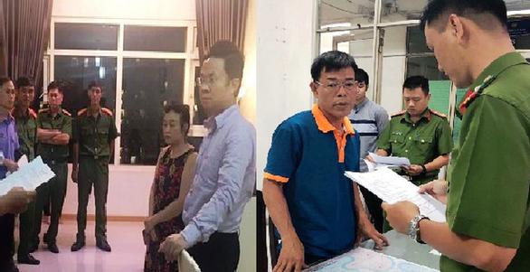 Vụ bắt cựu thẩm phán Nguyễn Hải Nam: Tiếp tục truy nã một phụ nữ - Ảnh 1