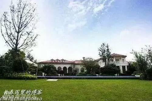 """Bên trong biệt thự hàng triệu USD của """"thần tiên tỷ tỷ"""" Lưu Diệc Phi giữa thủ đô Bắc Kinh - Ảnh 7"""