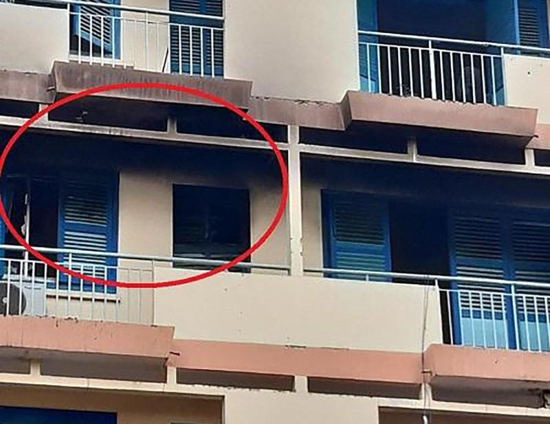 Cháy ở khách sạn Công Đoàn Thanh Đa, 1 phụ nữ tử vong - Ảnh 1