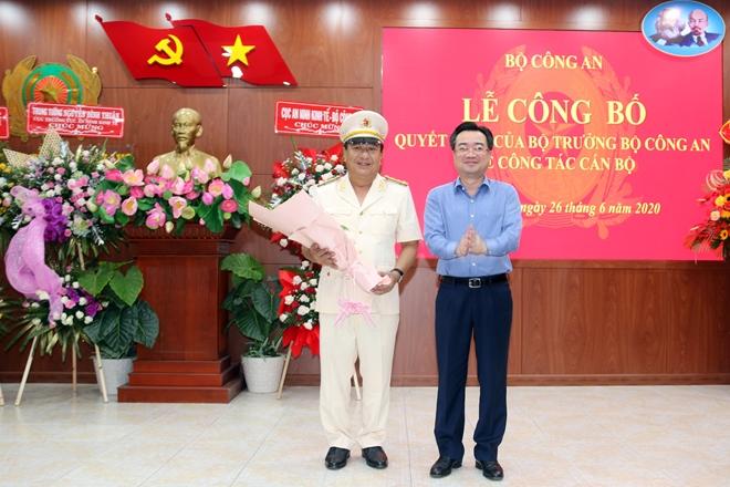 Nữ Thiếu tướng Công an đầu tiên Bùi Tuyết Minh thôi làm Giám đốc Công an tỉnh Kiên Giang - Ảnh 2
