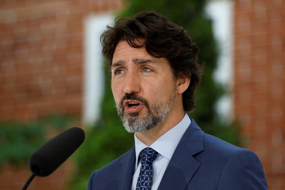 """Thủ tướng Canada bác đề nghị thả """"công chúa Huawei"""" Mạnh Vãn Châu - Ảnh 1"""