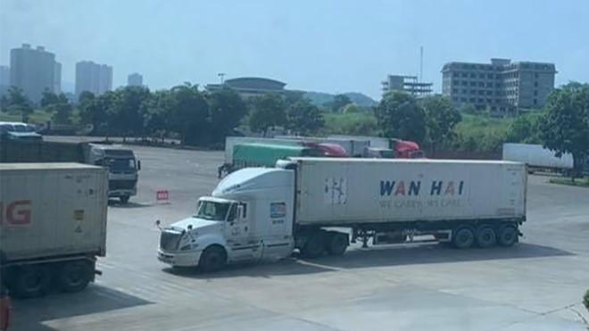 Từ 1/7, xe chở hàng của Việt Nam nhập cảnh vào Trung Quốc phải mua bảo hiểm 86 tệ/xe/7 ngày - Ảnh 1