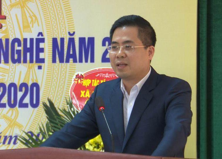 Phó Chủ tịch Thái Bình được bổ nhiệm làm Thứ trưởng bộ Khoa học và Công nghệ - Ảnh 1