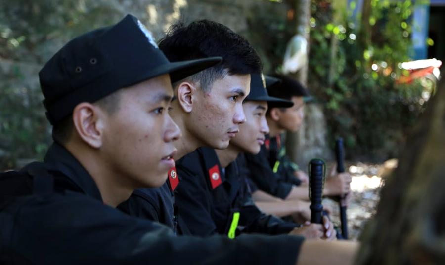 Vụ phạm nhân giết người Triệu Quân Sự vượt ngục lần 2: Hơn 200 chiến sĩ truy tìm phạm nhân - Ảnh 1