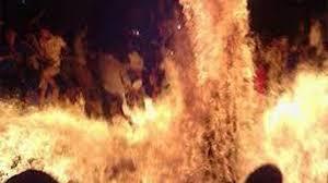Diễn biến mới vụ con trai tưới xăng đốt cha làm 4 người trong gia đình bị bỏng nặng - Ảnh 1