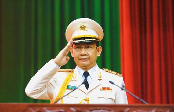 Phó Giám đốc Công an TP.HCM được thăng hàm Thiếu tướng - Ảnh 1