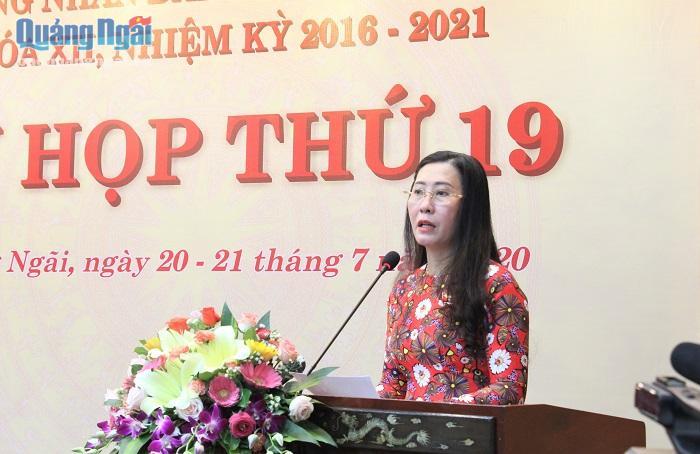 HĐND tỉnh Quảng Ngãi xem xét miễn nhiệm chức Chủ tịch UBND tỉnh đối với ông Trần Ngọc Căng - Ảnh 1