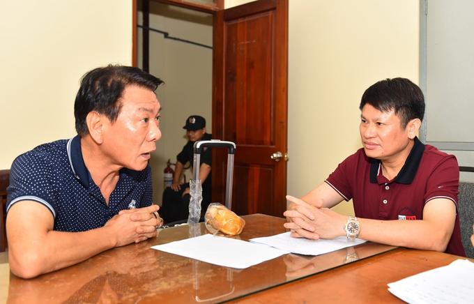 Vụ cựu cảnh sát Hàn Quốc cầm đầu đường dây ma túy xuyên quốc gia: Liên lạc bằng cách nào? - Ảnh 1