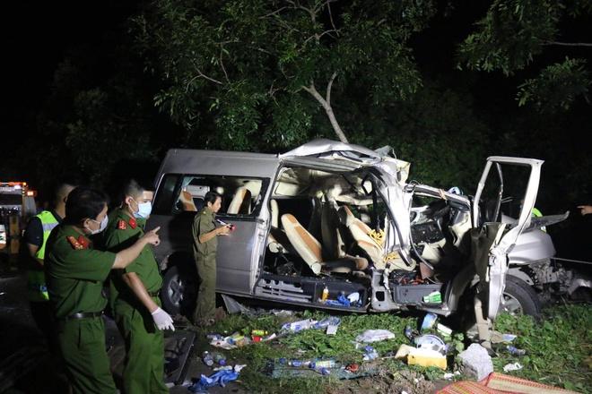 Vụ tai nạn kinh hoàng 8 người chết ở Bình Thuận: Danh tính các nạn nhân - Ảnh 1