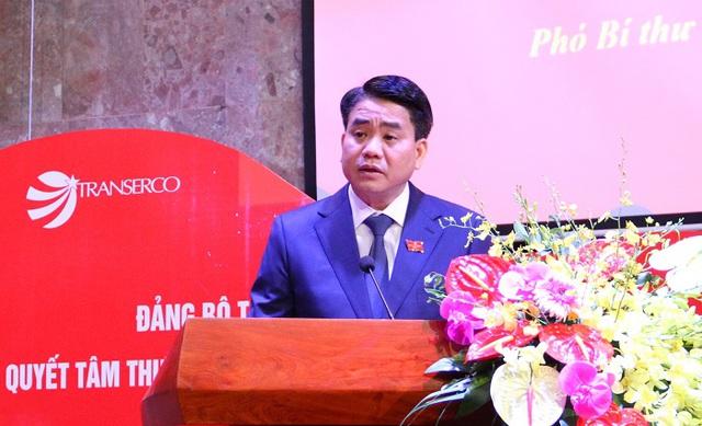Chủ tịch Hà Nội Nguyễn Đức Chung: Đề cao vai trò nêu gương của người đứng đầu - Ảnh 1