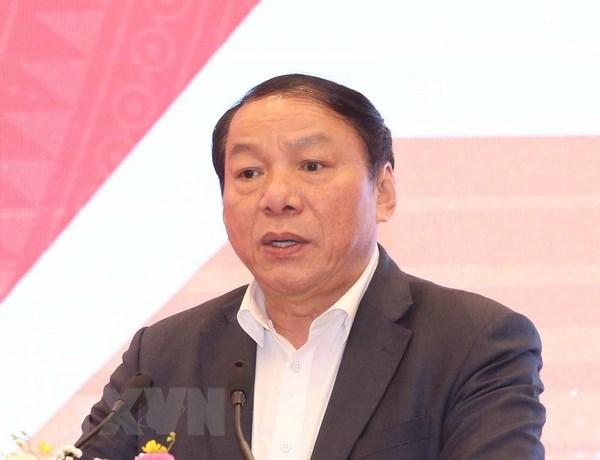 Tân Thứ trưởng bộ Văn hóa, Thể thao và Du lịch vừa được bổ nhiệm là ai? - Ảnh 1