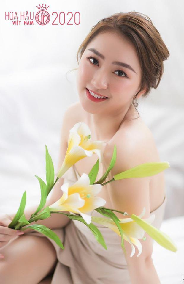 Người đẹp 2K Hà Nội gây sốc khi 3 tháng không ăn cơm để thi Hoa hậu Việt Nam 2020 - Ảnh 2